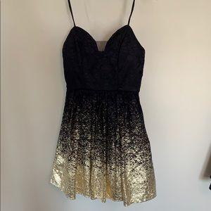 hoco or winter formal dress